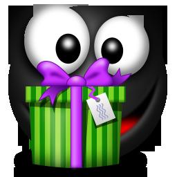 {blackemo}:gift: